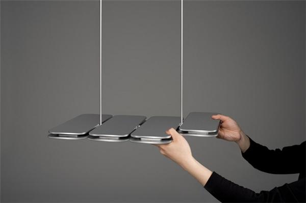 犀利的模块化吊灯设计(六)