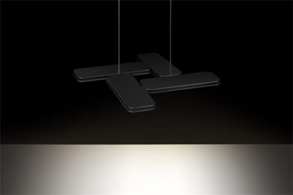 犀利的模块化吊灯设计(八)
