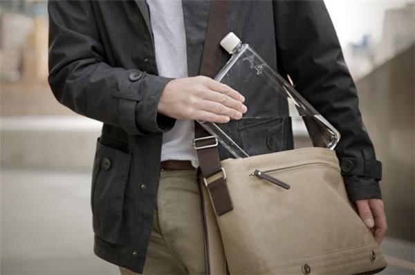 扁平式便携水瓶设计(三)