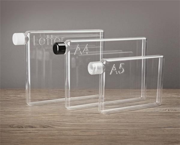 扁平式便携水瓶设计(七)