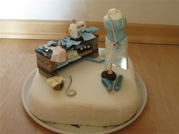 这蛋糕反正我是不舍得吃(五)