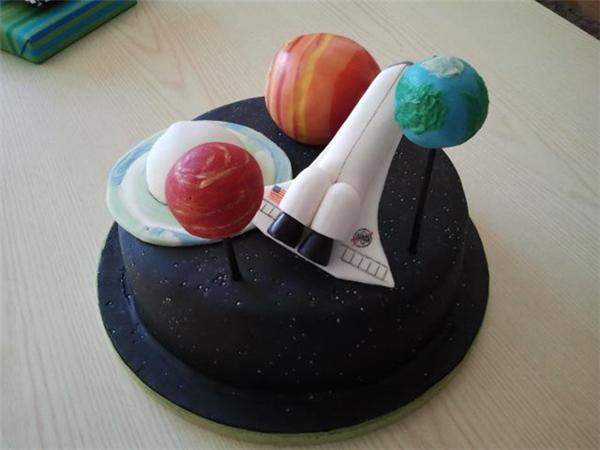 这蛋糕反正我是不舍得吃(八)