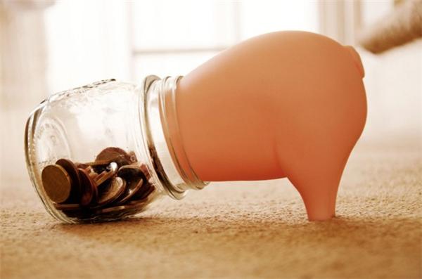 非常呆萌的贪吃猪存钱罐(九)