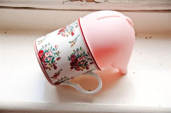 非常呆萌的贪吃猪存钱罐(十一)