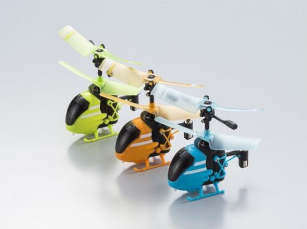 世界上最小的遥控直升机(五)