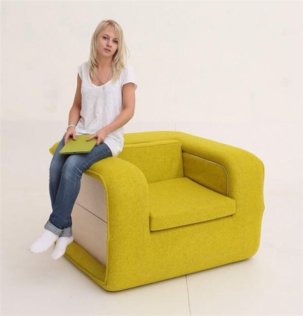 折叠沙发床设计(二)