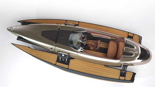 霸气侧漏的敞篷概念船(十二)