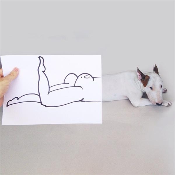 超萌牛头梗肖像插画(十九)