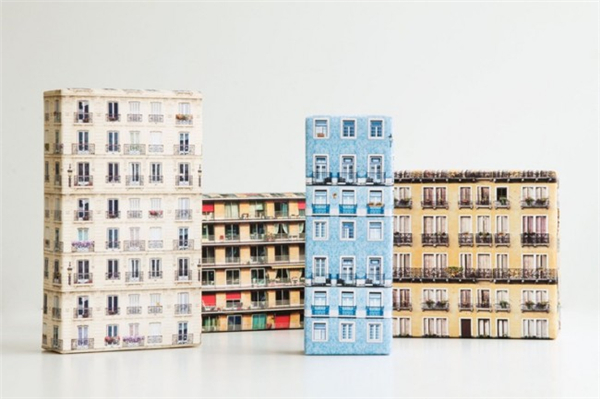 有意思的公寓包装设计