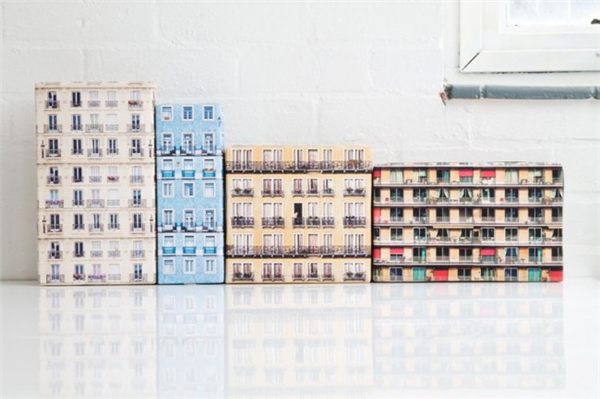 有意思的公寓包装设计(七)
