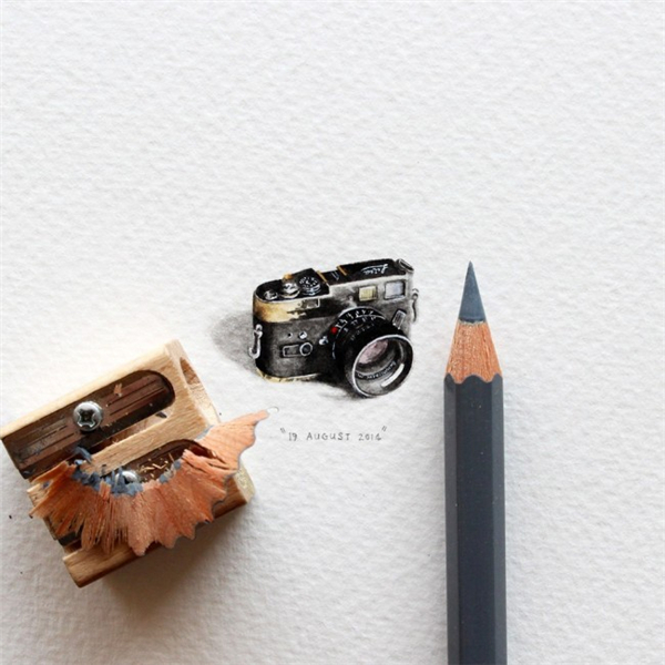 送给蚂蚁的365张明信片(七)