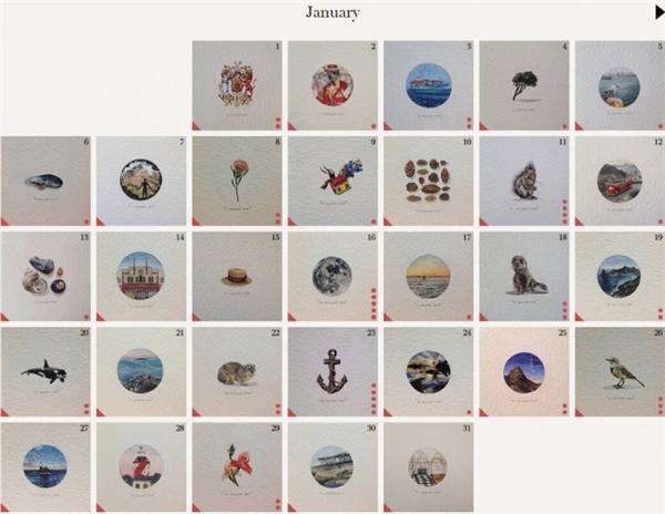 送给蚂蚁的365张明信片(十)