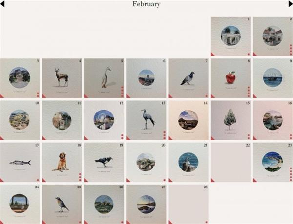 送给蚂蚁的365张明信片(十一)