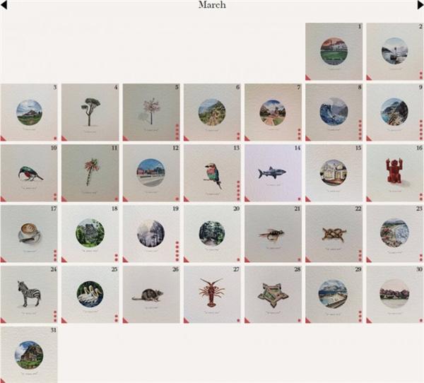 送给蚂蚁的365张明信片(十二)