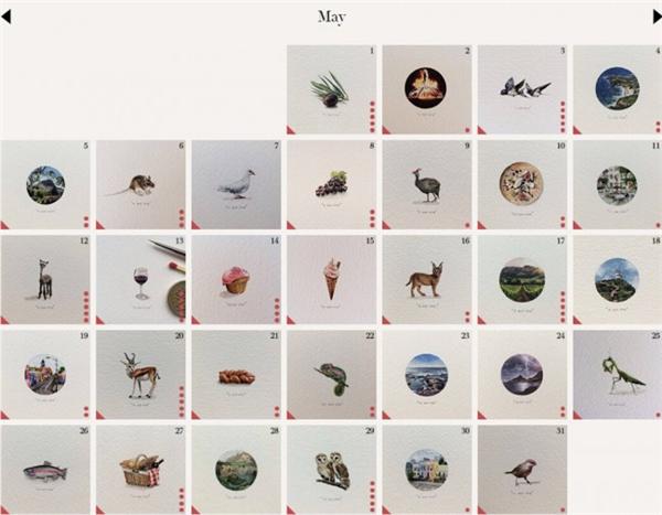 送给蚂蚁的365张明信片(十四)