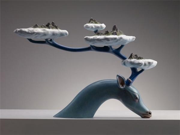 雕塑的逐梦记(十三)