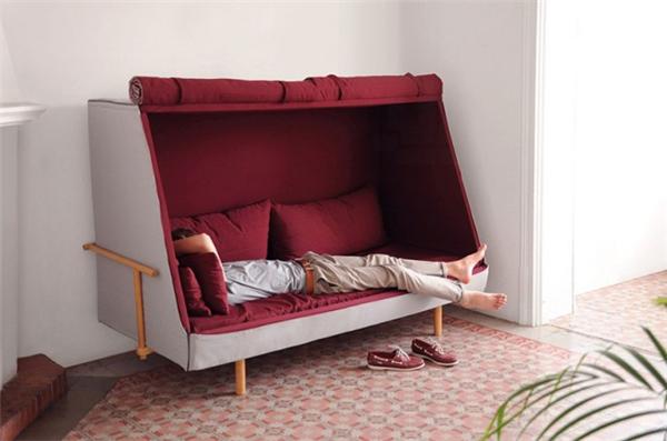 床?沙发?还是小屋?(二)