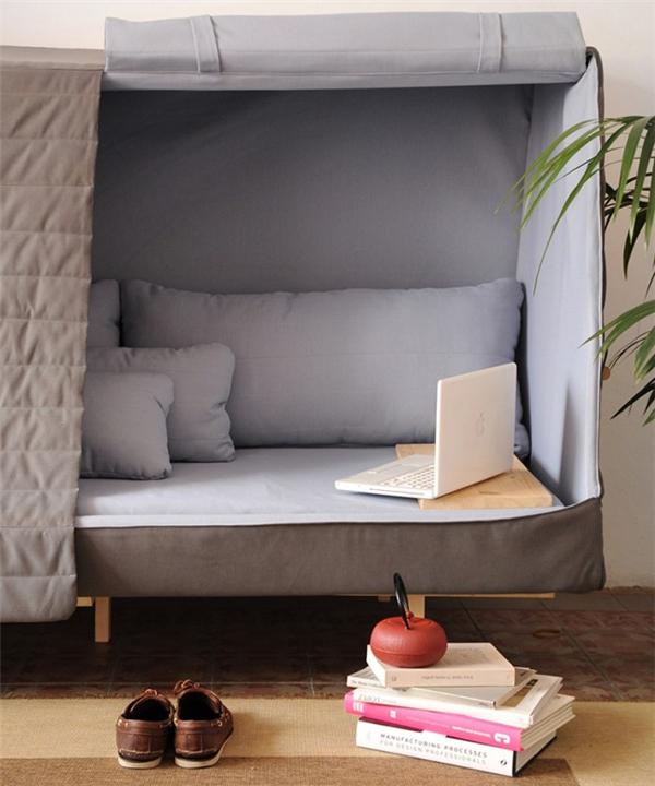 床?沙发?还是小屋?(四)