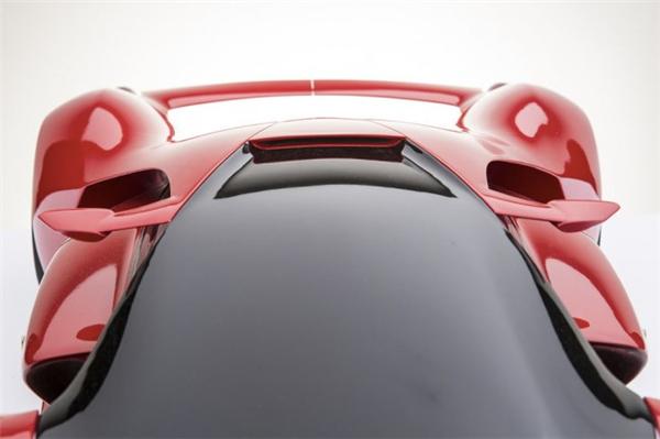 法拉利F80霸气概念跑车(四)