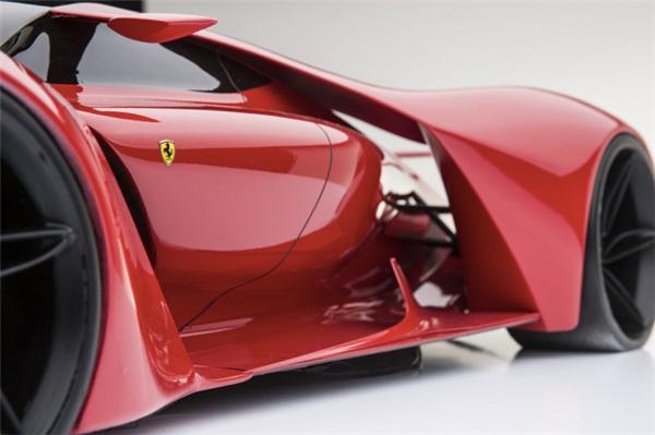 法拉利F80霸气概念跑车(五)