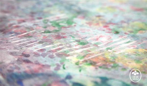 5岁自闭儿童的绘画和生活(九)