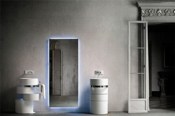 可以旋转的浴室水槽(二)