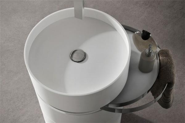可以旋转的浴室水槽(五)