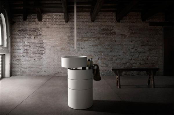可以旋转的浴室水槽(七)