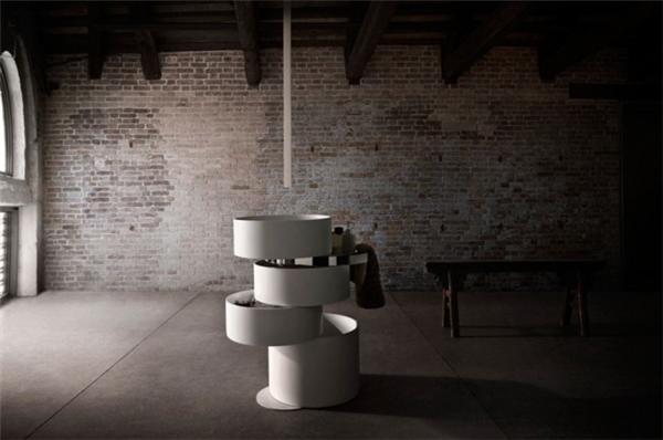 可以旋转的浴室水槽(八)