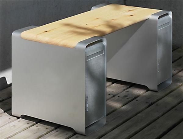 非常帅气的苹果机箱家具(二)