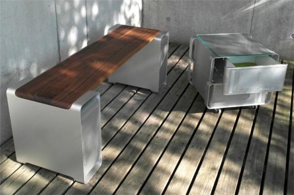 非常帅气的苹果机箱家具(四)