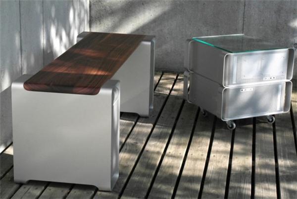 非常帅气的苹果机箱家具(六)