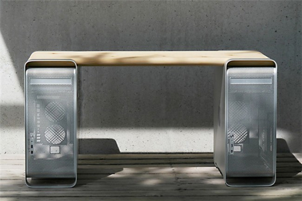 非常帅气的苹果机箱家具(七)