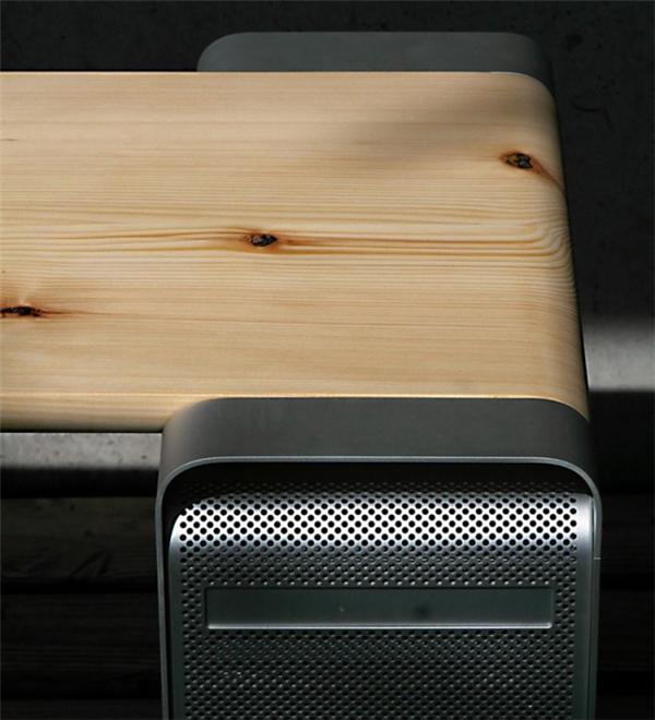 非常帅气的苹果机箱家具(九)