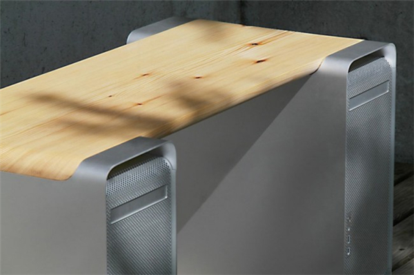 非常帅气的苹果机箱家具(十)