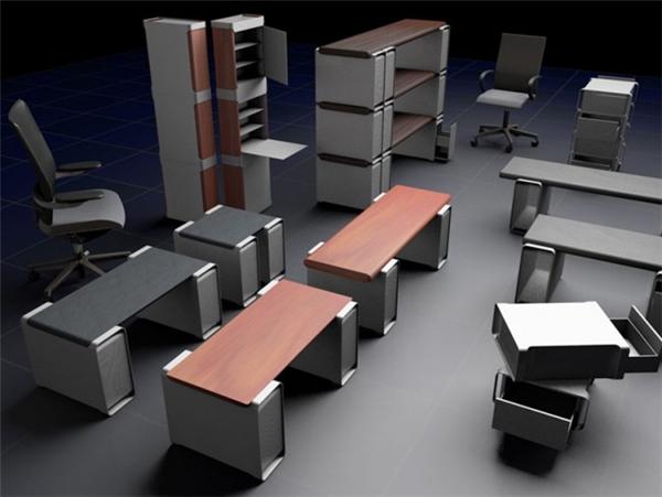非常帅气的苹果机箱家具(十二)
