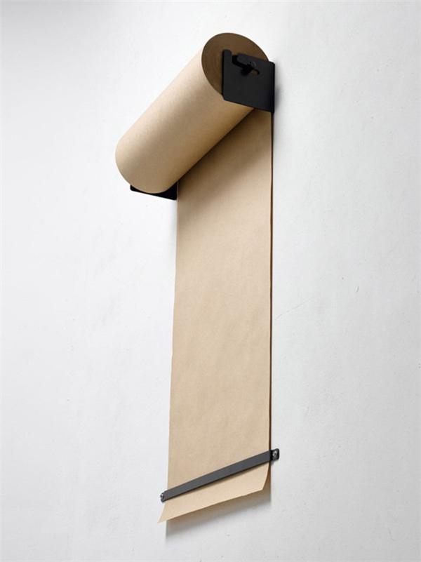 高调的壁挂式牛皮卷纸(二)