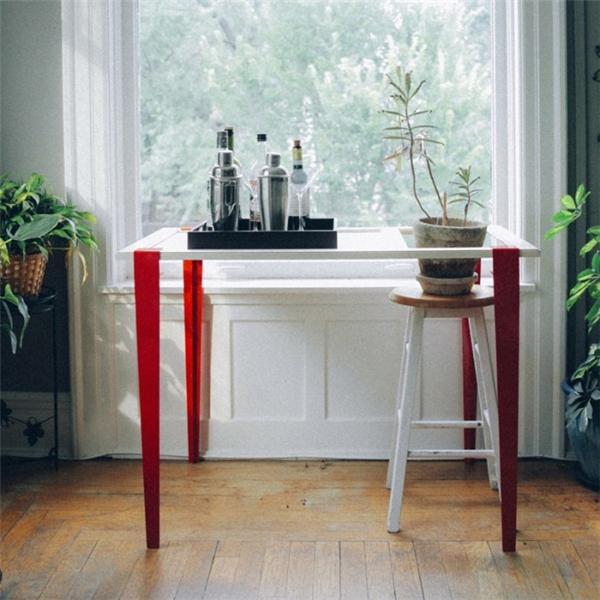 自己DIY一张桌子(六)