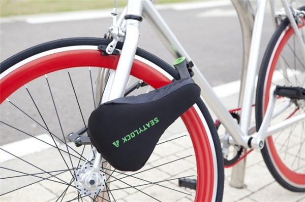 自行车鞍锁合体设计(四)