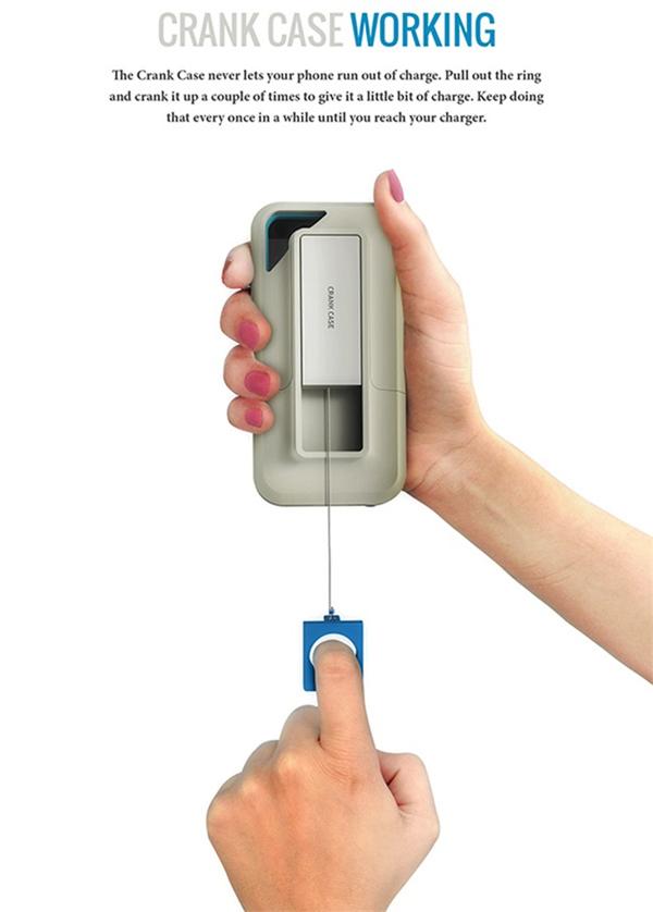 自给自足的手机充电套(二)