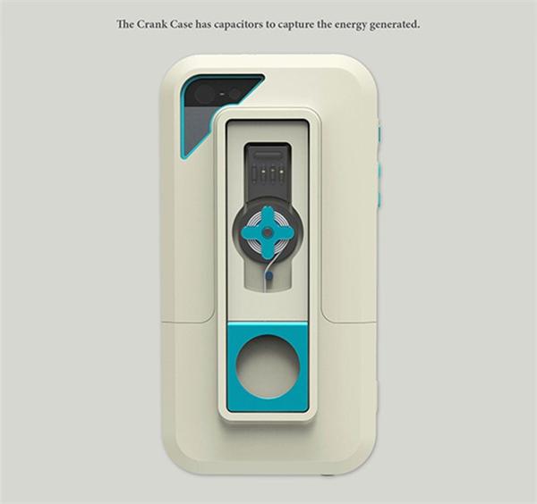 自给自足的手机充电套(三)