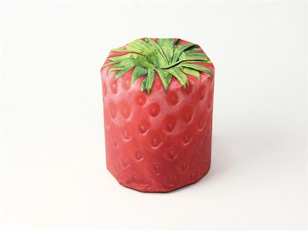 卡哇伊的水果纸巾(三)
