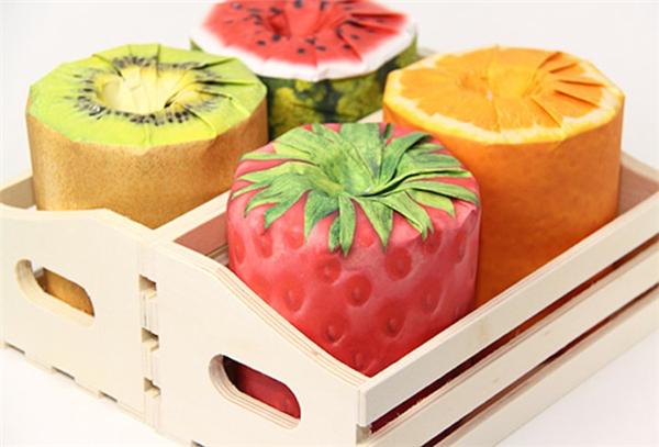 卡哇伊的水果纸巾(七)