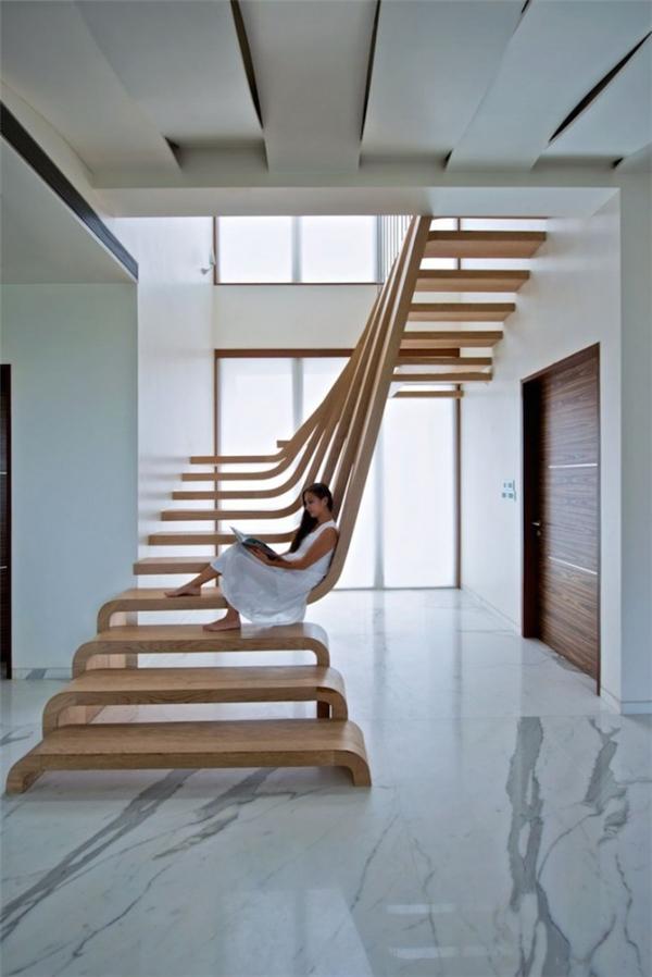 无扶手楼梯设计(二)