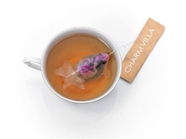 很有意思的金鱼茶包(五)