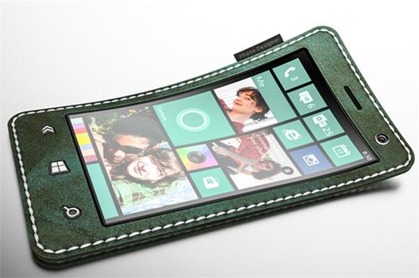 嚣张的概念皮革手机(三)