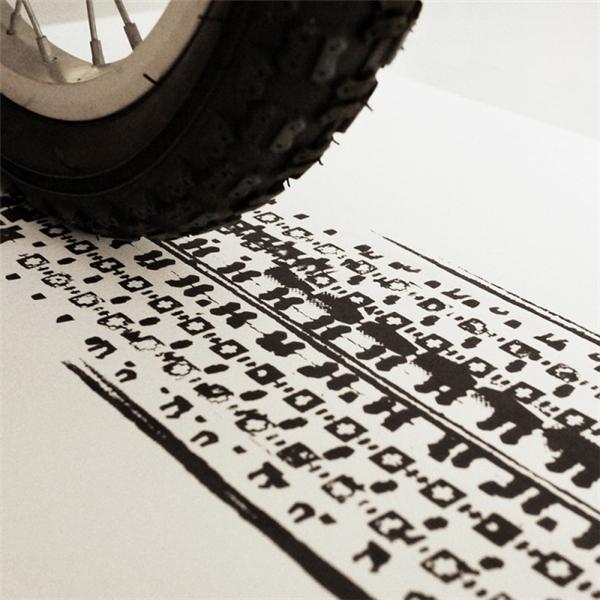 轮胎作画大法(六)