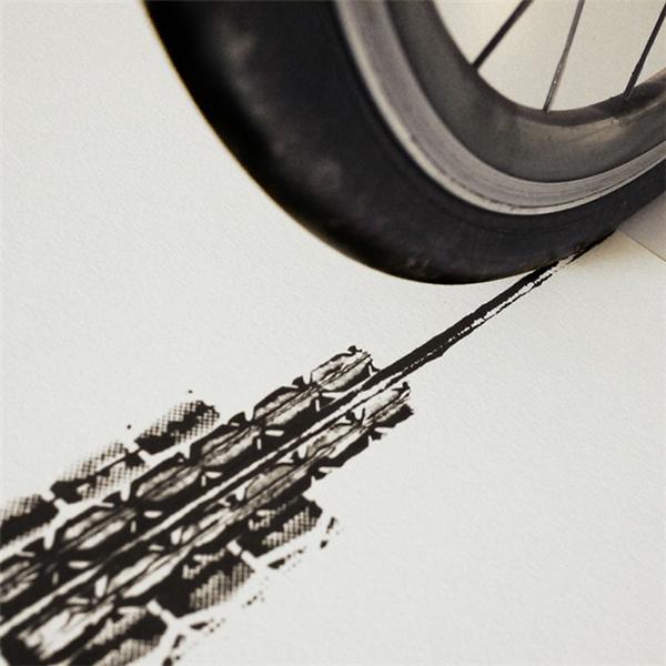 轮胎作画大法(十二)