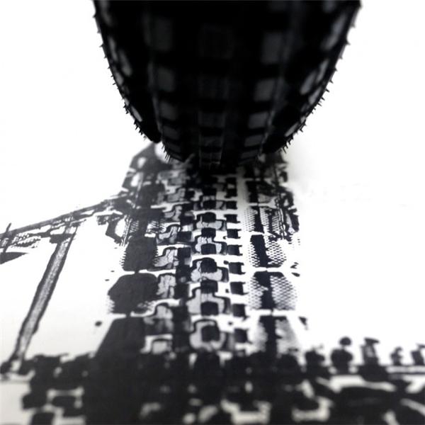 轮胎作画大法(十三)