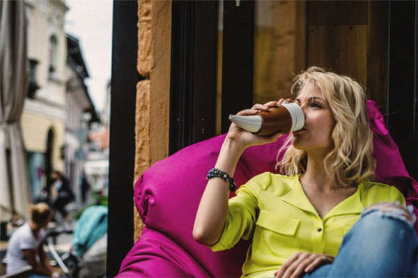 羊角咖啡杯(二)
